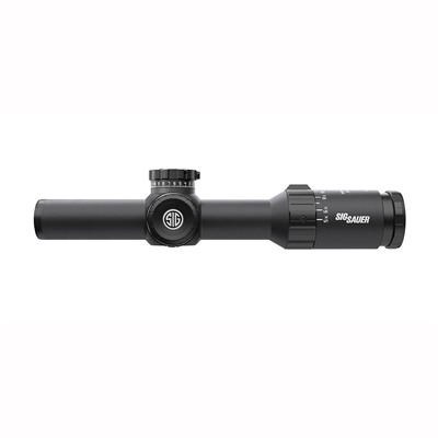 Whiskey5 1-5x24mm Scope Hellfire Circleplex Reticle Sig Sauer.