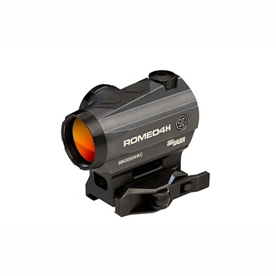 Romeo4h Qr Ballistic Circle-Plex Red Dot Sight Sig Sauer.