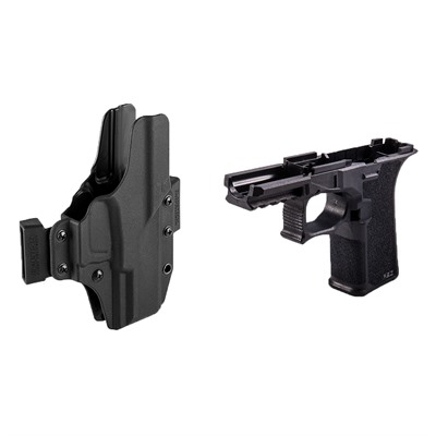 BROWNELLS POLYMER 80 80% FRAME FOR GLOCK™ W/ BLADE-TECH SD ECLIPSE ...