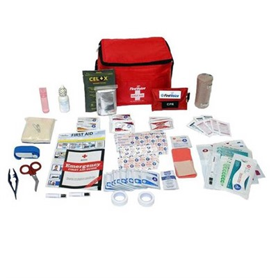 Premium Hiking And Outdoor First Aid Kit Think Safe Inc.