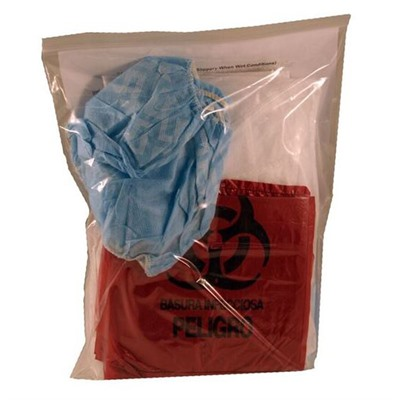 Deluxe Bloodborne Pathogen Clean-Up Kit Think Safe Inc.