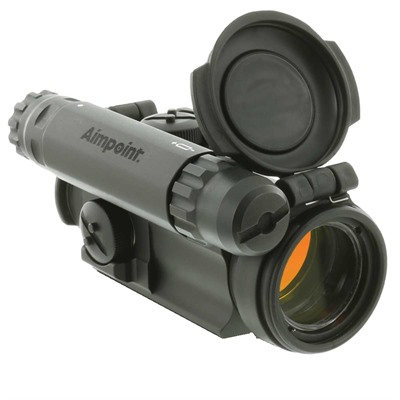 Compm5 2 Moa Red Dot Sight, No Mount Aimpoint.