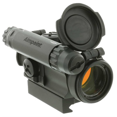 Compm5 2 Moa Red Dot Sight, Low Mount Aimpoint.