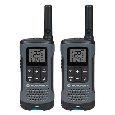 Talkabout T200 20 Mile Two-Way Radio Motorola.