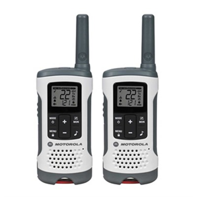 Talkabout T260 25 Mile Two-Way Radio Motorola.