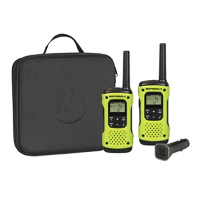 Talkabout T605 H2o 35 Mile Two-Way Radio Motorola.