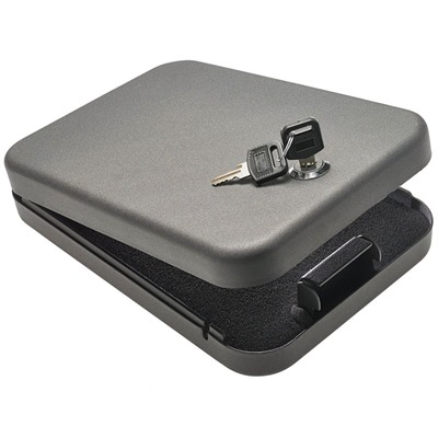 Keyed Lock Boxes Snap Safe.