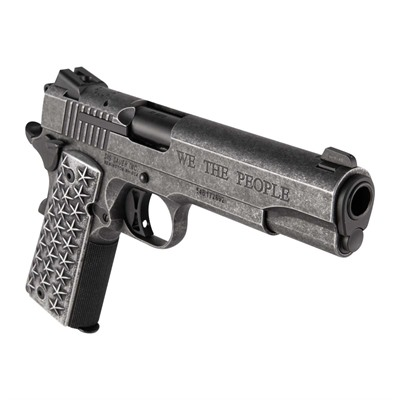 "1911 We The People 45 Acp 5"" Sig Sauer."