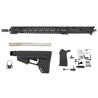 Ar-15 Complete 3 Gun Elite Upper Receiver Kit 5.56mm Left Hand Stag Arms.