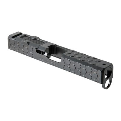 Z19 Hex Stripped Slide With Rmr Gen 4 Zev Technologies.