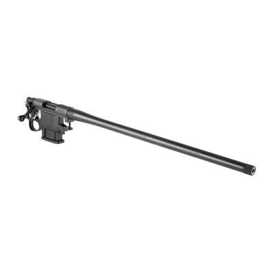 "1500 6.5 Grendel 20"" Threaded Heavy Barreled Mini Action Howa."