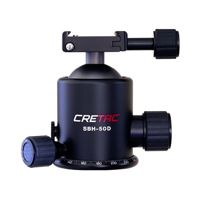 Cretac Tactical Shooting Ball Head Feisol.