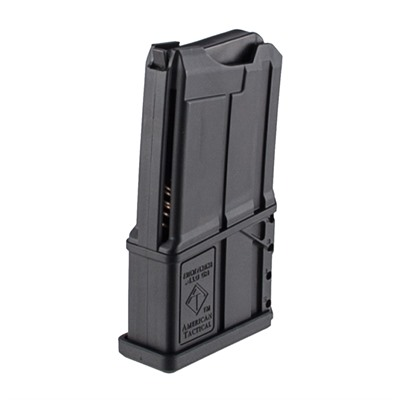 Designed for use with the company's novel AR-style shotgun, the ATI Omni Hybrid .410 Magazines are factory-built for durability and reliability, giving ...