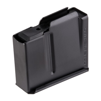 Aics Pattern Magazine S/a Double Stack Single Fire 6.5 Creedmoor Accurate Mag.