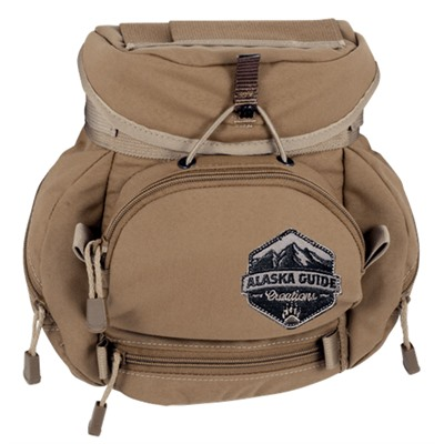 Kodiak Cub With Max Pocket Binocular Pack Alaska Guide Creations.