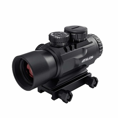 Midas Btr Pr31 3x32mm Prism Sight Apsr31 Reticle Athlon Optics.