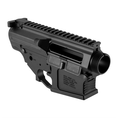 The Maten Billet Upper / Lower Receiver Set from Mega Arms is an outstanding platform for a robust, versatile AR 308 rifle ...