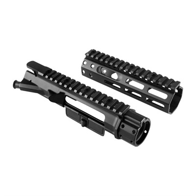The Mega Arms MML M-LOK AR-15 upper receiver / handguard brings together the strength and durability of a billet upper with the ...