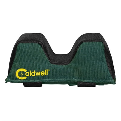 Caldwell Filled Universal Front Rest Bags are a solid option for users of nearly any rifle rest on the market, ensuring that ...