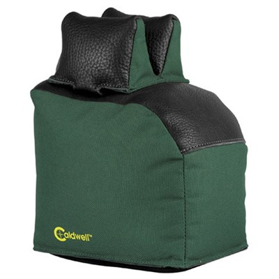 The Caldwell Filled Magnum Extended Rear Bag is designed for shooters who build an elevated shooting position with a higher front bag ...