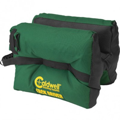 The Caldwell Tackdriver Bags enable shooters to have a simple rifle or shotgun rest setup by replacing a two-piece front and rear ...