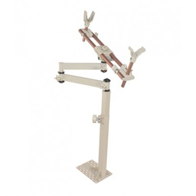 The Caldwell DeadShot TreePod Shooting Rest offers hunters the opportunity to have secure shooting surface while in their treestand, ensuring that they ...