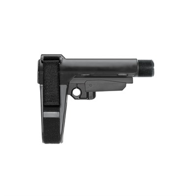 Sba3 Pistol Stabilizing Brace 5-Position Adjustable Sb Tactical.