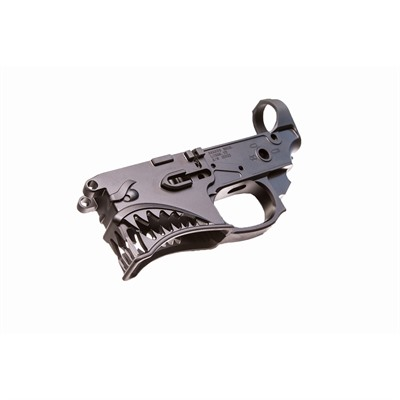 Ar-15 Gen 2 Hellbreaker Lower Receiver Black Sharps Bros.