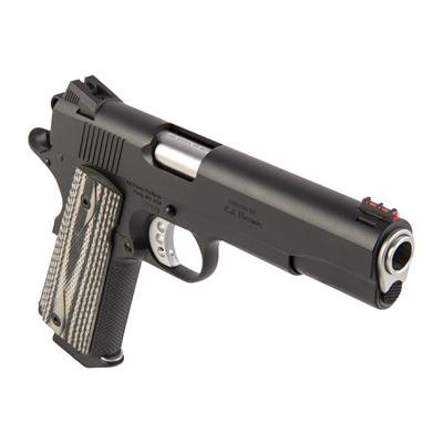 Special Forces Blk G10 Grips 45 Acp 5 Ed Brown.