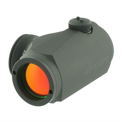 Micro T-1 Red Dot Sight Aimpoint.