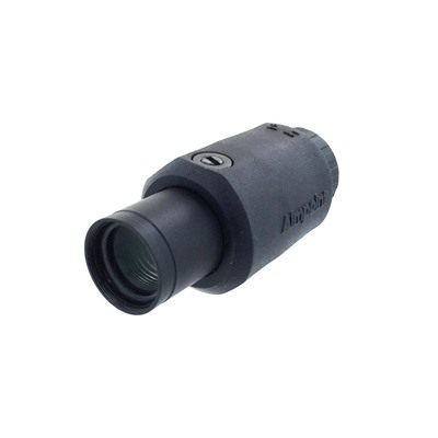 3x-C Commercial Magnifier With 39mm Flipmount & Twistmount Aimpoint.