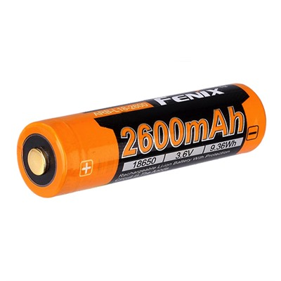 18650 (3.6v) 3500 Mah Usb Rechargeable Li-Ion Battery Fenix Lighting.