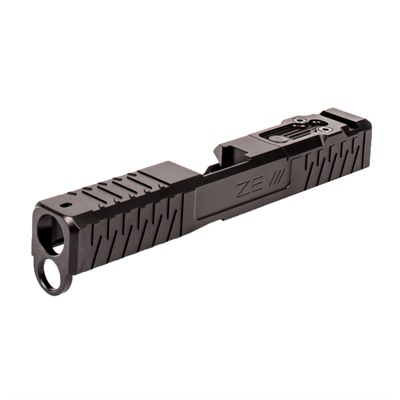 Zev Z19 Enhanced Socom Stripped Slide Gen 4 Glock Slide With Dpp Zev Technologies.
