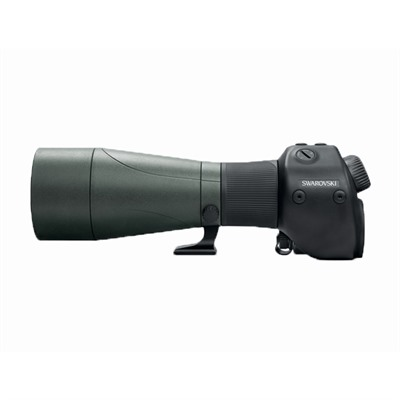 Str 80 Hd Moa Reticle Spotting Scope Swarovski.