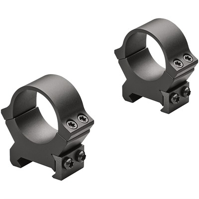 Prw2 1 Weaver-Style Scope Rings Leupold.