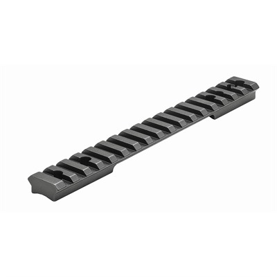 Backcountry Cross-Slot Savage 10 Round Rcvr Sa 1-Pc Rifle Base Leupold.