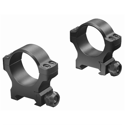 Backcountry Cross-Slot 30mm Scope Rings Leupold.