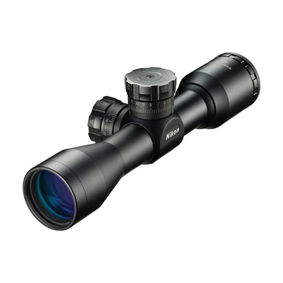 P-Tactical 223 3-9x40mm Scope Bdc600 Reticle Nikon.