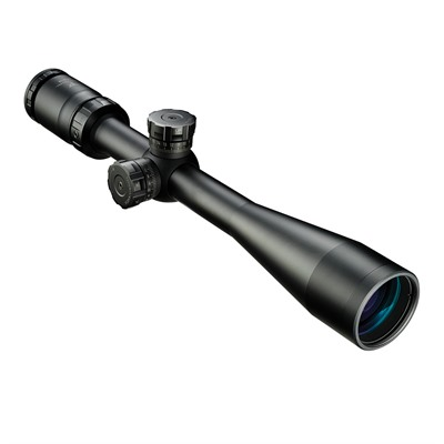 P-Tactical 223 4-12x40mm Scope Bdc600 Reticle Nikon.