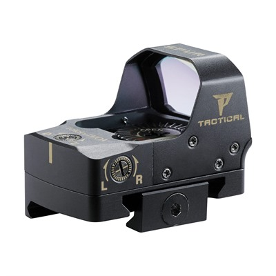 P-Tactical Spur Red Dot Sight Nikon.