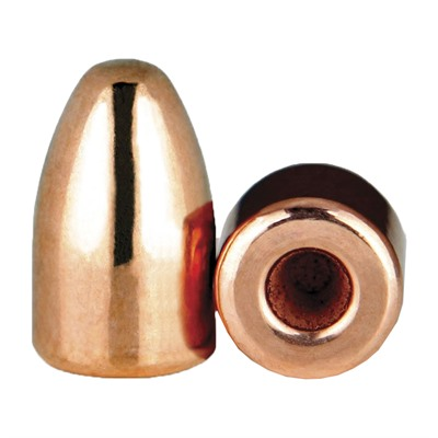 "9mm (0.356"" ) 124gr Hbrn Superior Thick Plated Bullets Berrys Manufacturing."