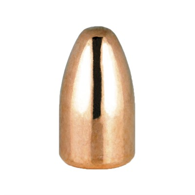 "9mm (0.356"" ) 147gr Round Nose Superior Plated Bullets Berrys Manufacturing."