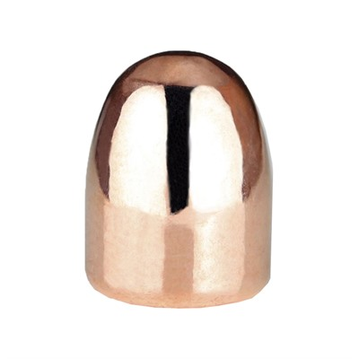 9mm (0.364 ) 95gr Round Nose Superior Plated Bullets Berrys Manufacturing.