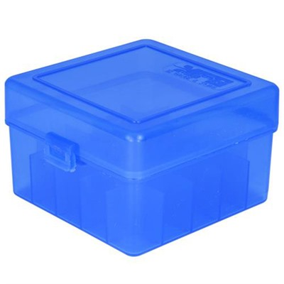 Berry's 25 round shotshell ammo box is injection molded with a high impact polypropylene resin that is translucent and stackable for your ...