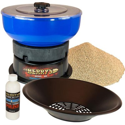 Tumbler & Pan Media Sifter Kit Berrys Manufacturing.