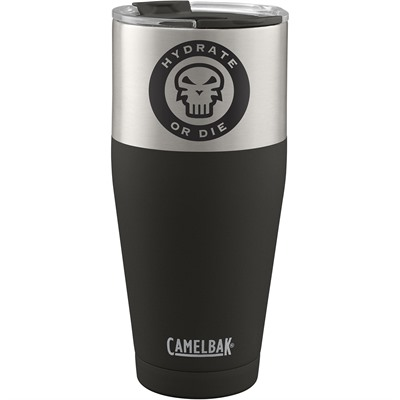 Fill, kick back, enjoy, repeat. From morning coffee to campfire toasts, this multitasking tumbler makes lukewarm drinks a thing of the past. ...