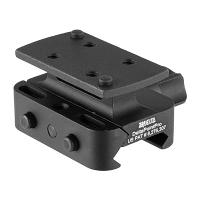 Dloc-Deltapoint Pro 1/3 Co-Witness Optic Mount Zro Delta.