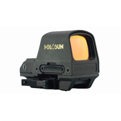 Hs510c Solar Circle Dot Open Reflex Sight Holosun.