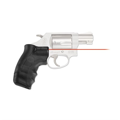 Smith & Wesson J-Frame Round Butt Lasergrips Crimson Trace Corporation.