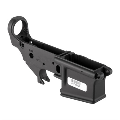 Ar-15 Defender Lower Receiver Stripped Lewis Machine & Tool.
